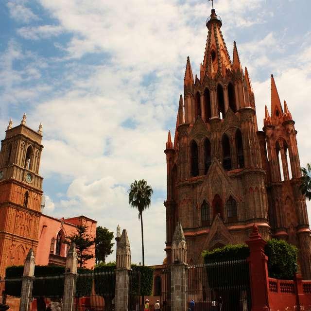 Voyage au Mexique - San Miguel de Allende