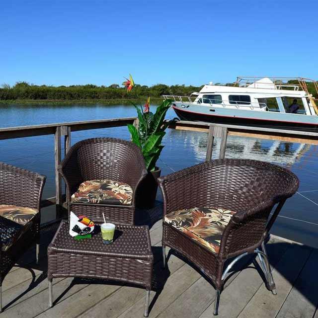 Lodge Brésil Pousada do Rio Mutum, Voyage au Brésil