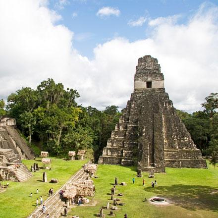 Site Tikal, Guatemala