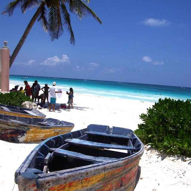 Voyage au Mexique - Tulum - Voyage Yucatan