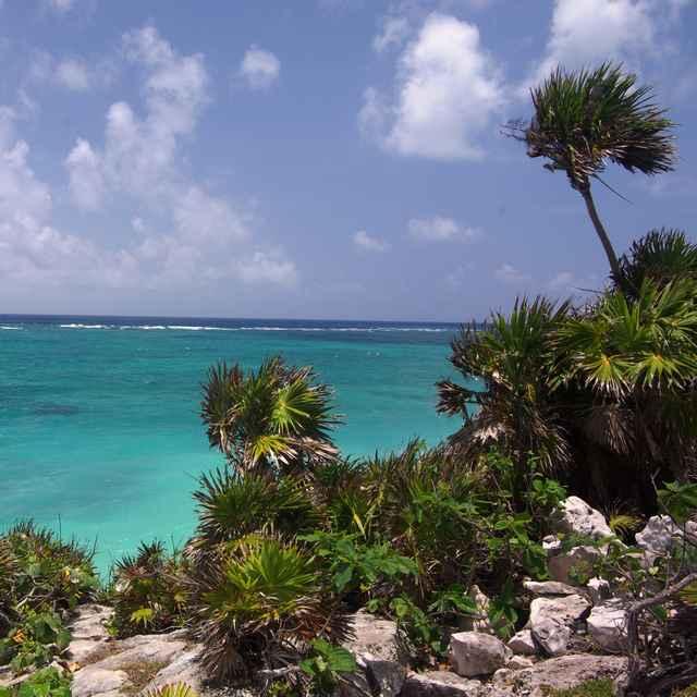 Voyage au Mexique - Tulum