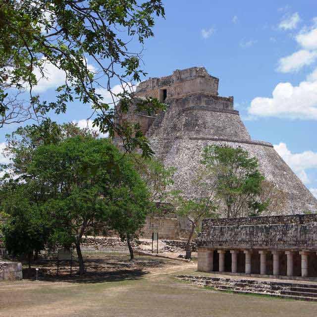 Voyage au Mexique - Uxmal - Voyage Yucatan