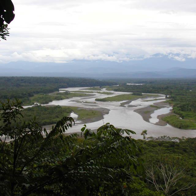 Amazonie - Voyage en Équateur