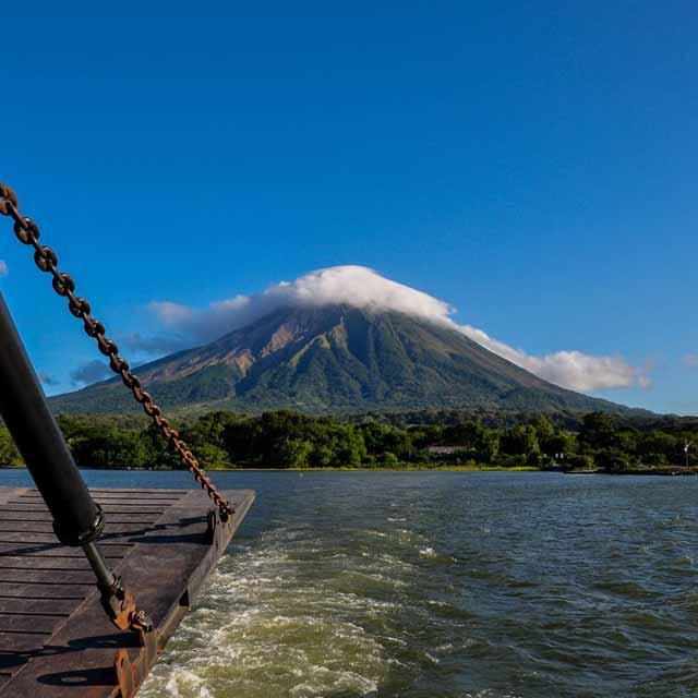 Volcan Ometepe, Voyage au Nicaragua