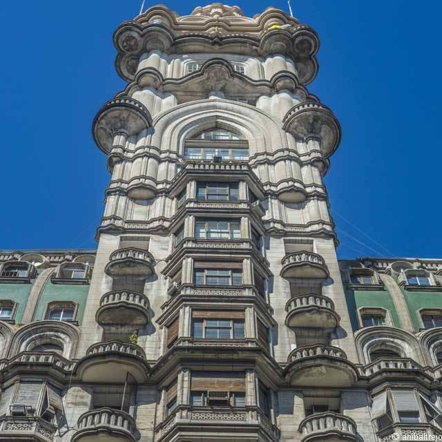 Séjour à Buenos Aires - Palacio Barolo