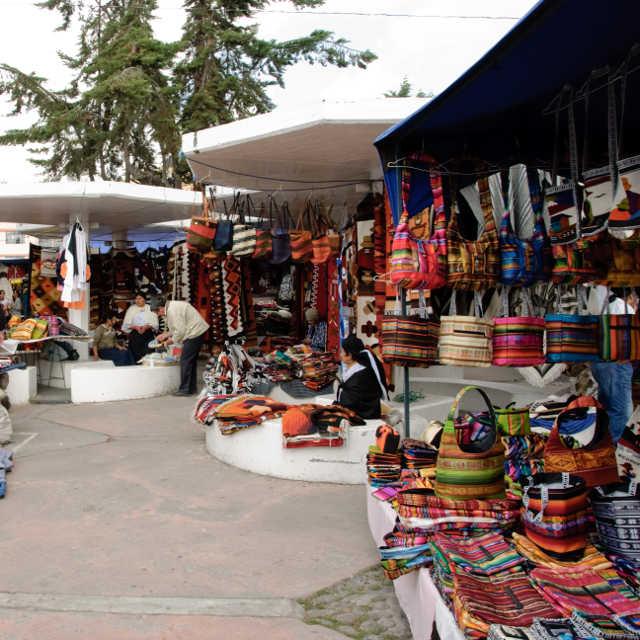 Otavalo - Voyage en Équateur