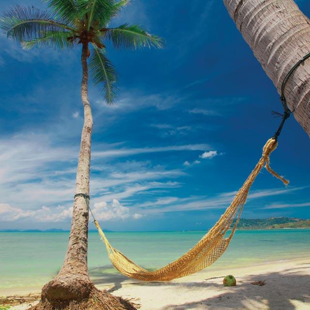 Détente plage, Voyage Panama