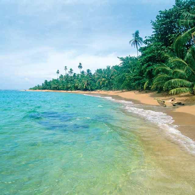Plage Costa Rica Voyage