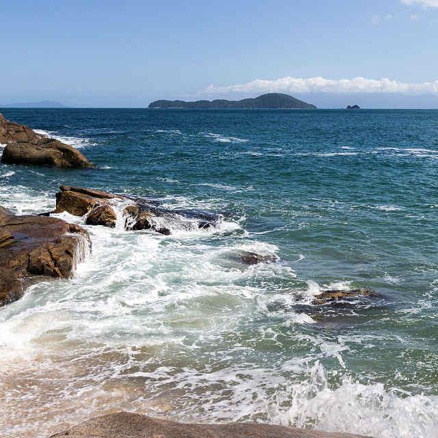 Paraty, Voyage au Brésil plage culture