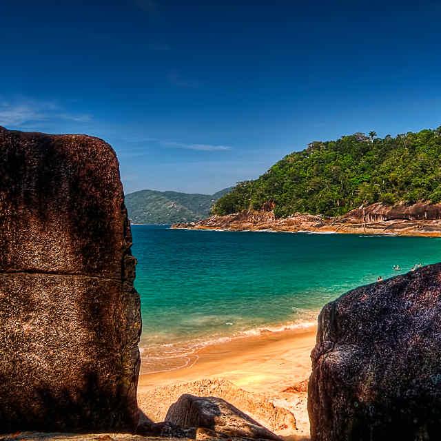 Paraty, Voyage au Brésil