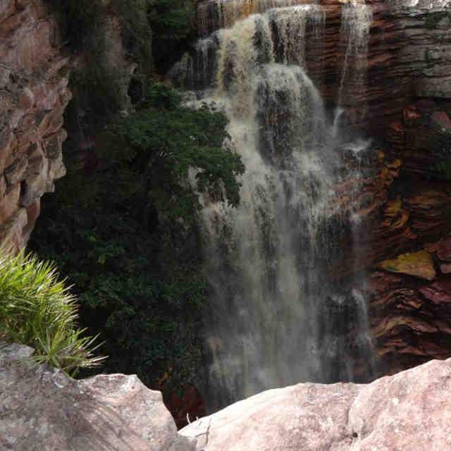 Parc national de la Chapada Diamantina, Voyage au Brésil