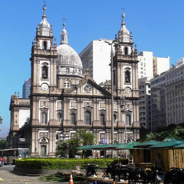 Escale Rio de Janeiro, Voyage Brésil