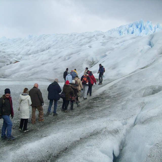 Croisière en Argentine - Lac Argentino