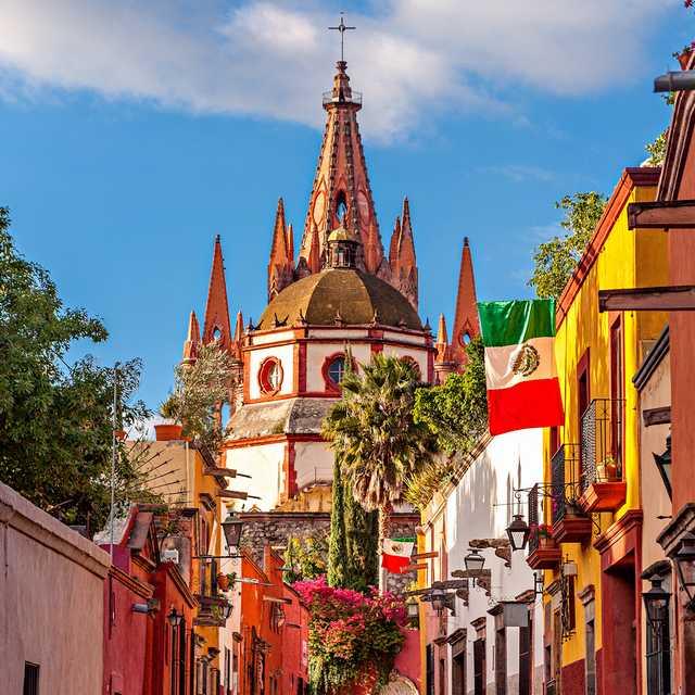 Voyage fête des morts Mexique
