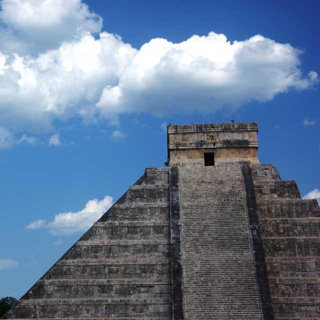 Mexique - Chichén Itzá