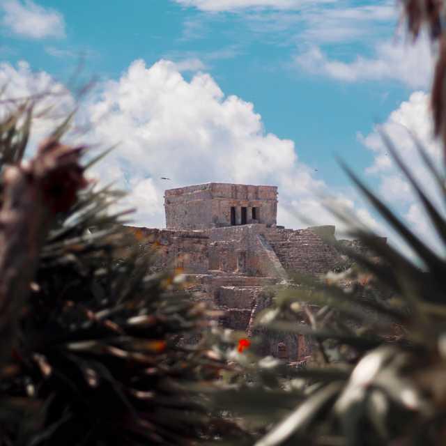 Voyage en famille au Mexique - Tulum