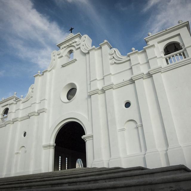 Voyage au Salvador - Eglise