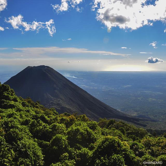 Voyage au Salvador - Volcan Izalco