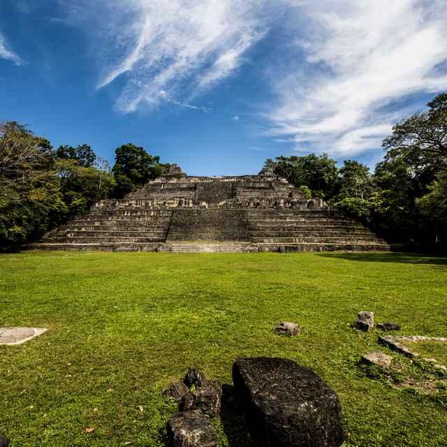 Voyage au Belize - Caracol