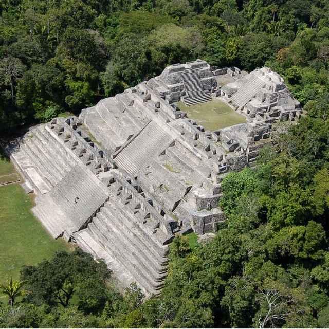 Voyage au Belize - Site Maya