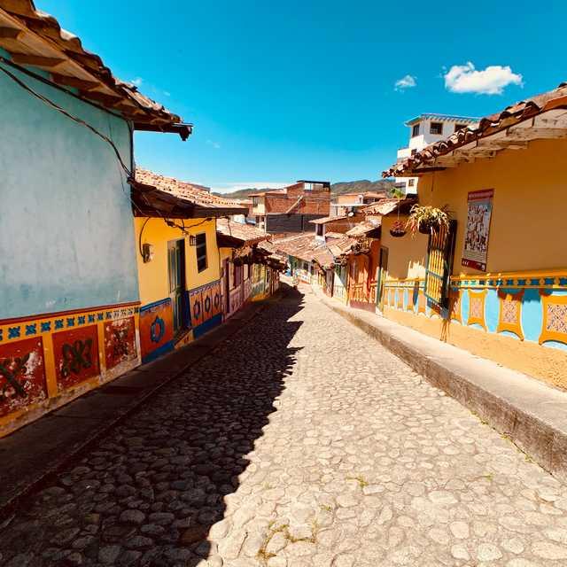voyage en Colombie - Guatapé