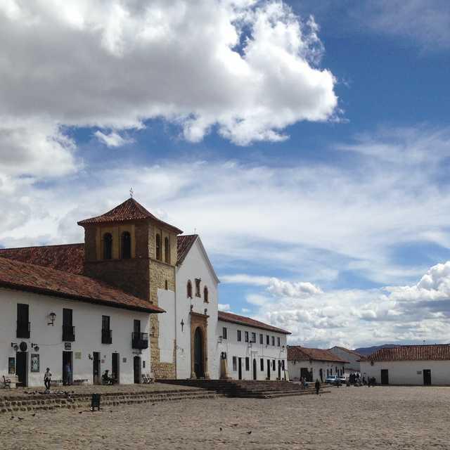 voyage en Colombie - Villa de Leyva