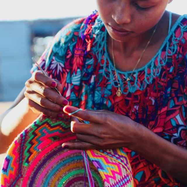 Voyage en groupe en Colombie - Artisanat