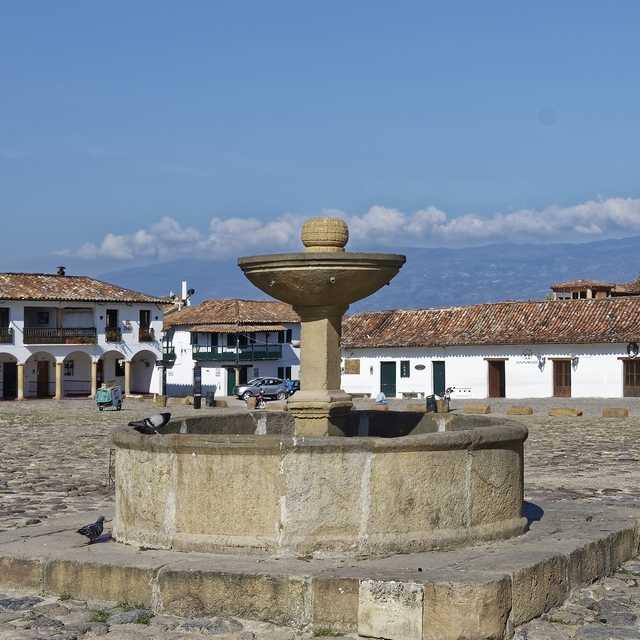 Voyage guidé en français en Colombie - Villa de Leyva