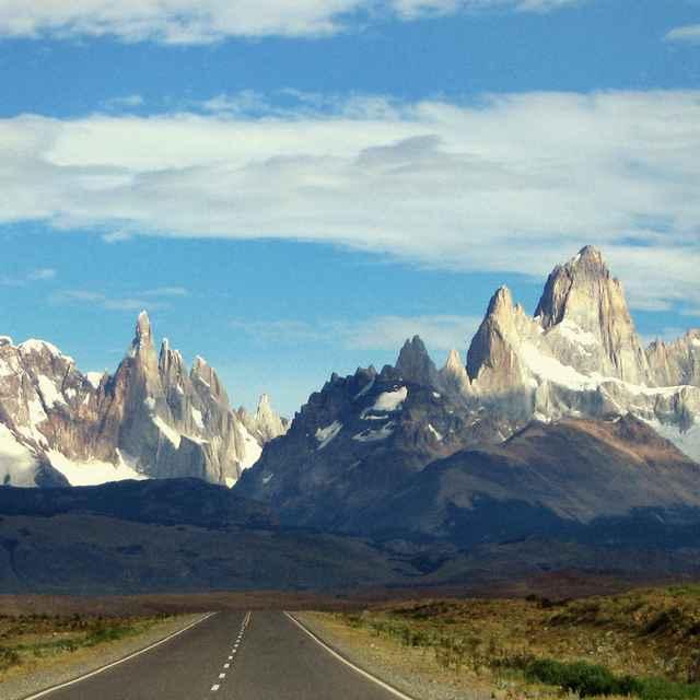 Voyage en Patagonie - Mont Fitzroy