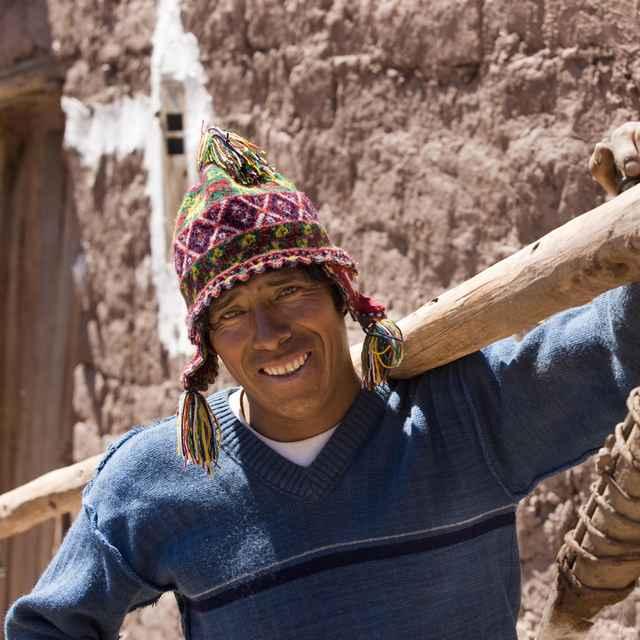 Voyage de luxe au Pérou - Péruvien
