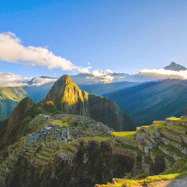 Voyage de luxe au Pérou - Machu Picchu