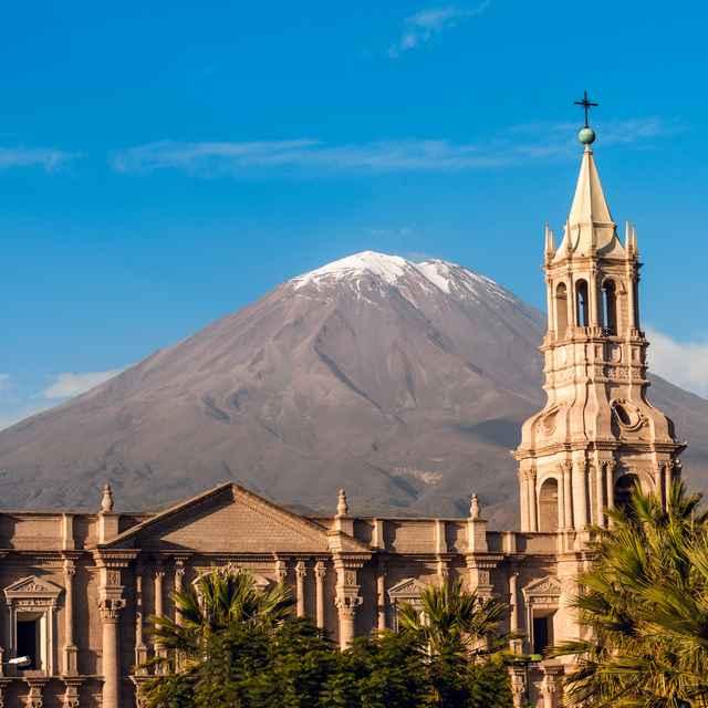 Voyage de luxe au Pérou - Arequipa
