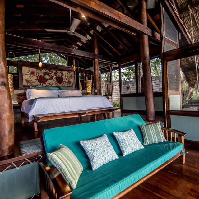 Hôtel de luxe au Nicaragua - Morgan's Rock Lodge